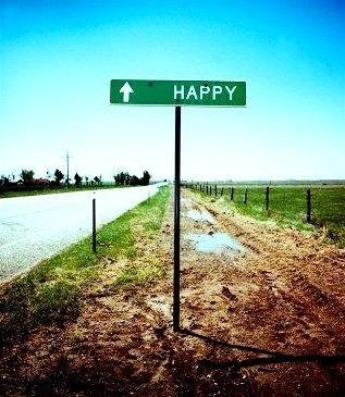 Alla ricerca della felicità
